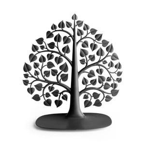 Stojak na biżuterię Cool Tree, czarny