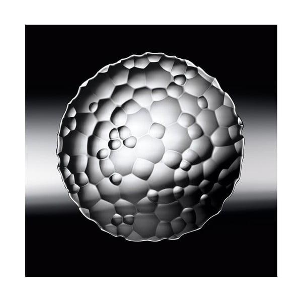 Zestaw 2 talerzy ze szkła kryształowego Nachtmann Sphere, ⌀ 32 cm