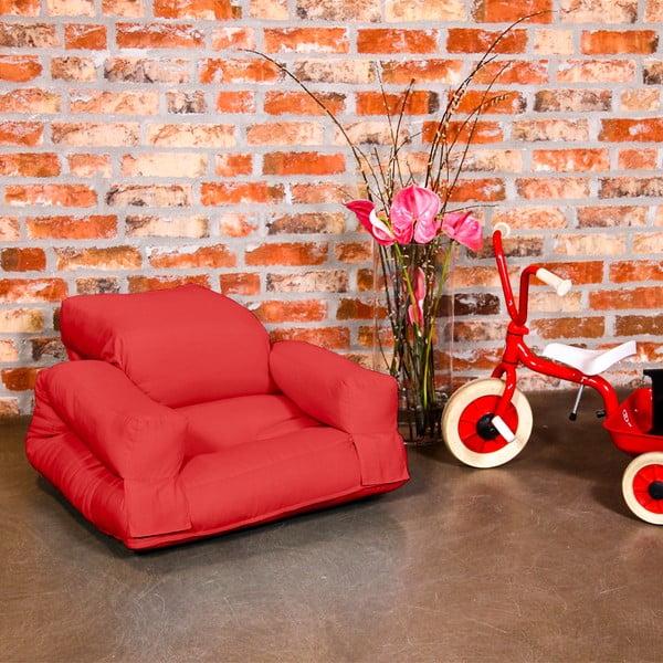 Fotel dziecięcy Karup Baby Hippo Red