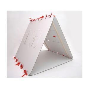 Domek dla dzieci Unlimited Design For Children Czerwona wstążka