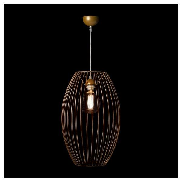 Lampa wisząca Reyna Gold