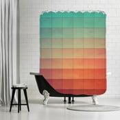 Zasłona prysznicowa Colourfull, 180x180 cm