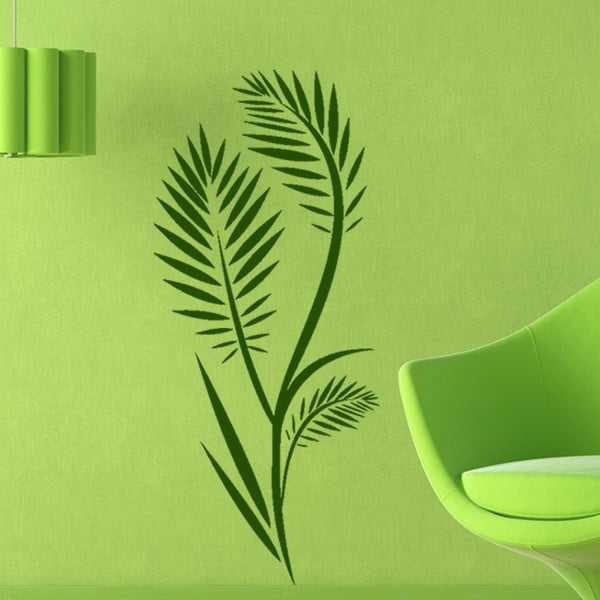 Naklejka Palm Leaf