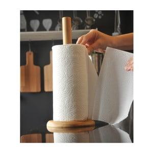 Stojak z bambusu na ręczniki papierowe Bambum Laisy