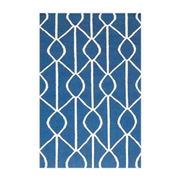 Dywan ręcznie tkany Kilim No. 186, 120x180 cm