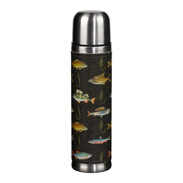 Termos  Hook Line and Sinker Black Fish, 500 ml