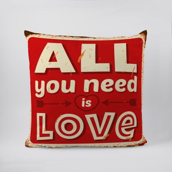 Poduszka All You Need