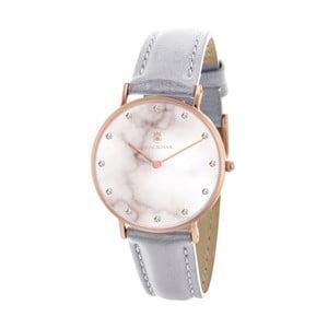 Szary zegarek damski Black Oak Marble