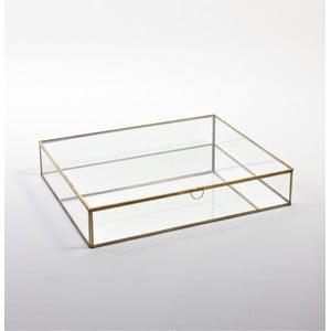 Szklana skrzynka Plateau XXL, 55x45 cm