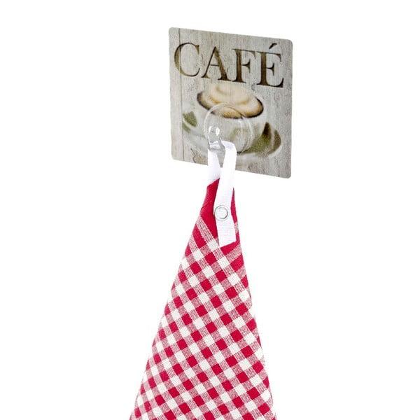 Wieszak samoprzyczepny Wenko Static-Loc Cafe