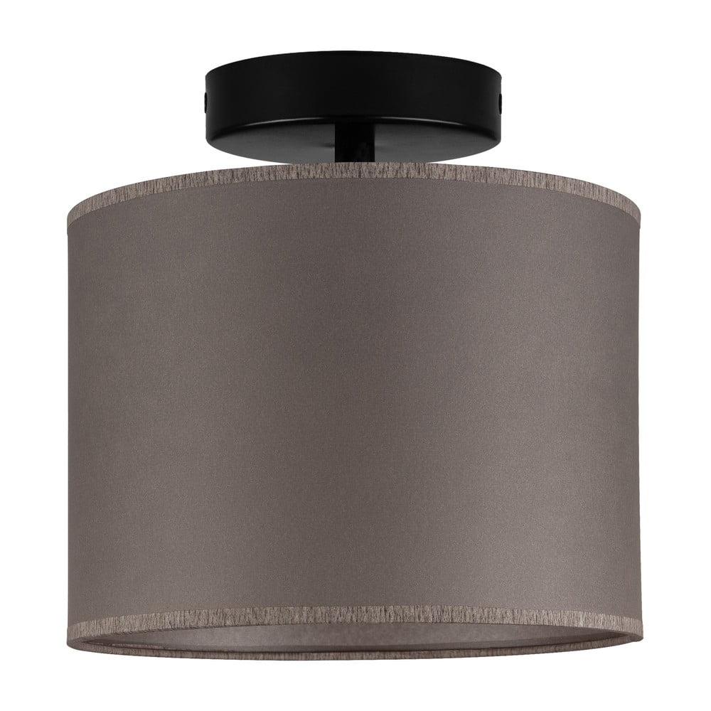 Brązowa lampa sufitowa Sotto Luce Taiko