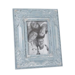 Ramka na zdjęcia Blue and White, 20x25 cm