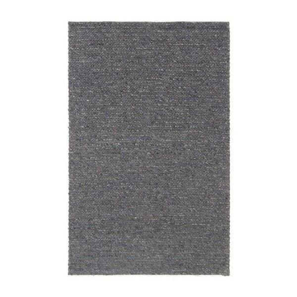 Wełniany dywan Tikos Grey, 170x240 cm