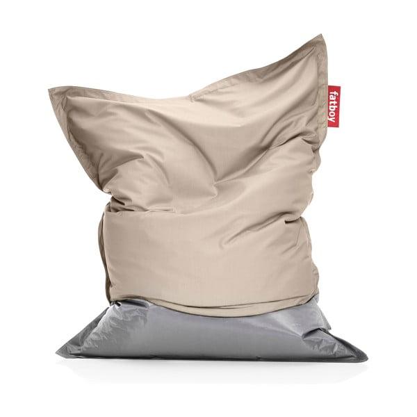 Pokrowiec na worek do siedzenia outdoor Fatboy Original, piaskowy