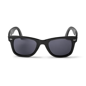 Czarne okulary przeciwsłoneczne Cheapo Noway