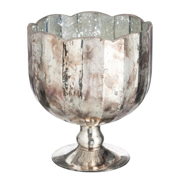 Szklany wazon Conical, wysokość 23 cm