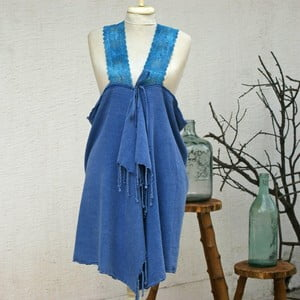 Plażowa sukienka Dress Blue