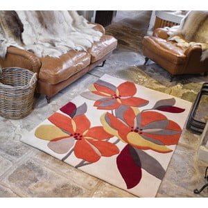 Dywan Flair Rugs Phlox Terracotta, 120x170 cm