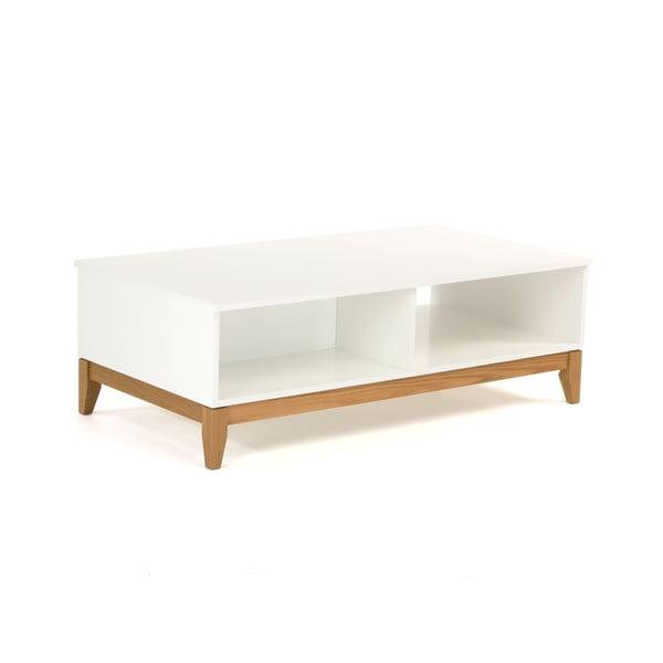 Biały stolik Woodman Blanco