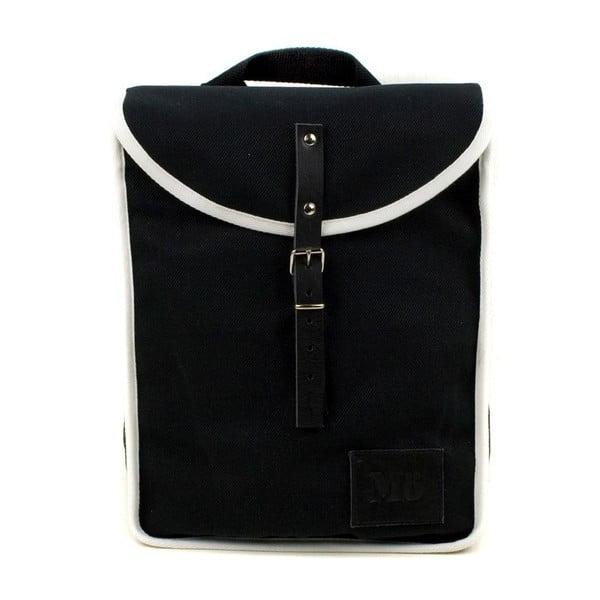 Plecak Black White Heap