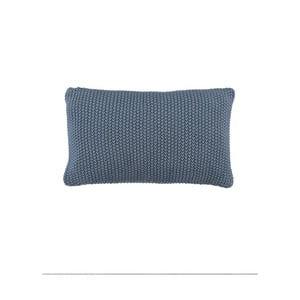 Niebieska poduszka Marc O'Polo Nordic, 30x60 cm