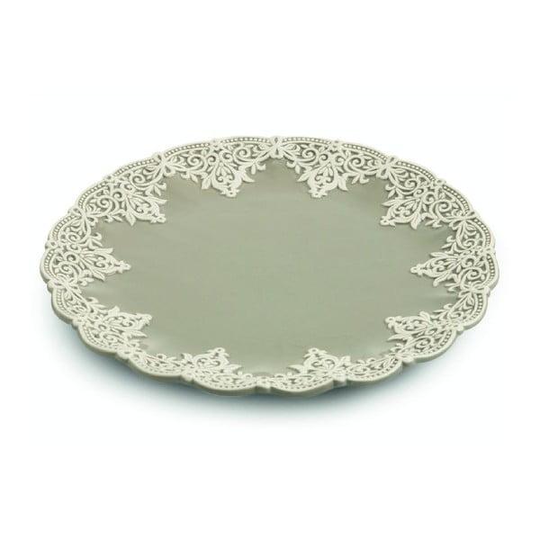 Półmisek Praline Round Grey