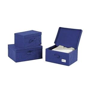 Niebieskie pudełko Air Blue M