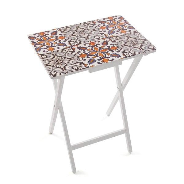 Stolik rozkładany Ornamental