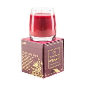 Świeczka Christmas Spice w pudełku prezentowym, 40 godzin