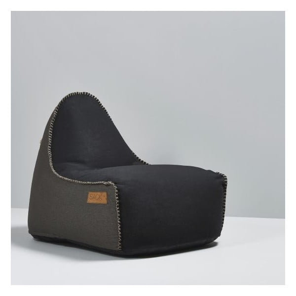 Worek do siedzenia RETROit Indoor Dark Brown/Black