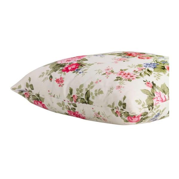 Poduszka z wypełnieniem Pink Flowers