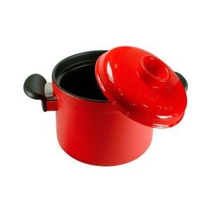 Garnek Casserole Design Red, 2,2 l