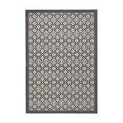 Szary chodnik Hanse Home Gloria Tile, 80x200 cm