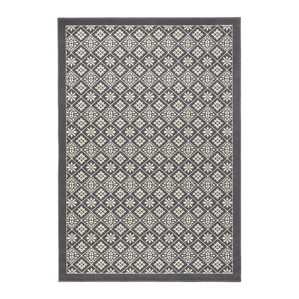 Dywan Hanse Home Gloria Tile Grey, 120 x 170 cm