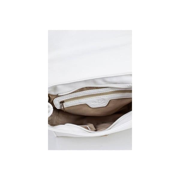 Torebka Acqua di Perla Ecate Bianco, 25x20 cm