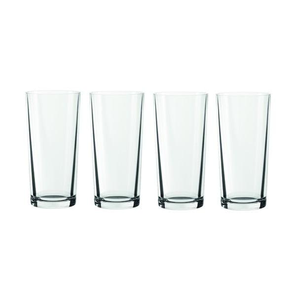 Zestaw 4 szklanek Longdrinks