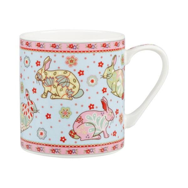 Kubek Mug Ditsy Bunny, 340 ml