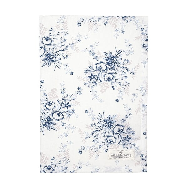 Ścierka kuchenna Sabie Blue, 50x70 cm