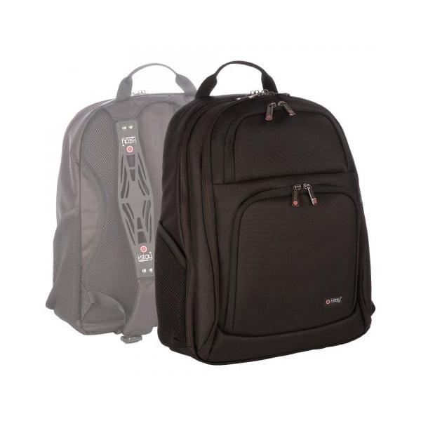 Plecak na notebook i-stay Fortis, czarny