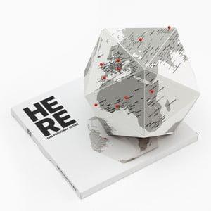 Globus składany Here, 23 cm