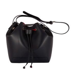 Czarna torebka skórzana Andrea Cardone Jemma
