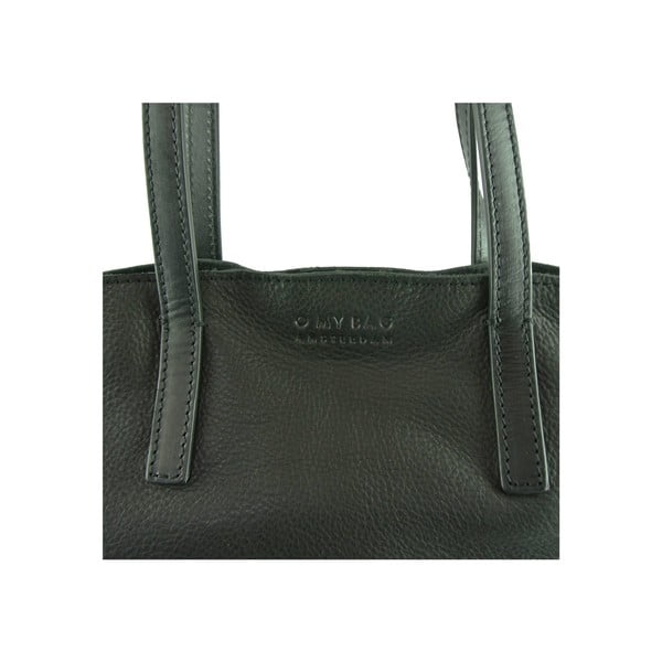 Skórzana torebka O My Bag Jazzy Less Midnight Dark