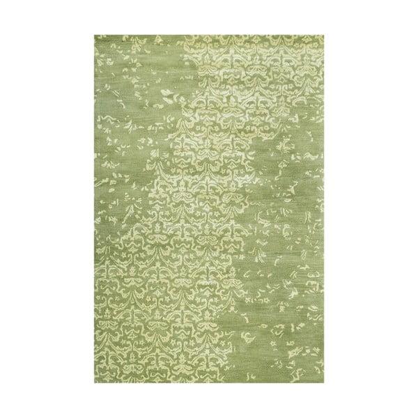 Dywan wełniany New Jersey Ivory, 153x244 cm