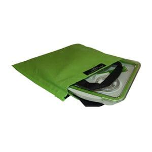 Torba na pojemnik obiadowy Apetit, zielona