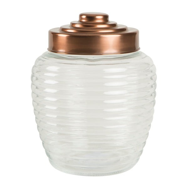 Szklany pojemnik Beehive, 2000 ml