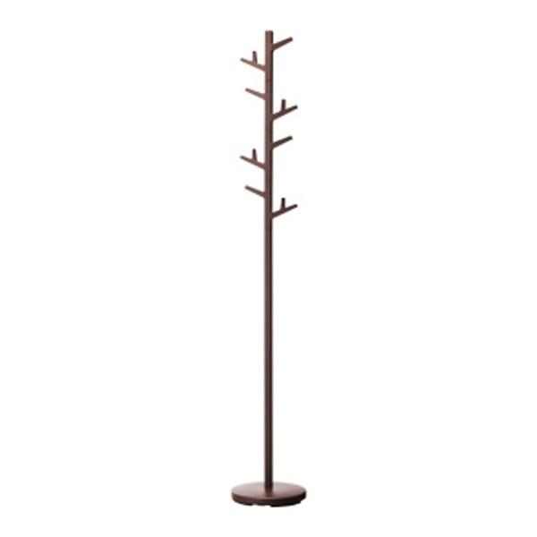 Brązowy wieszak Yamazaki Branch Pole Hanger