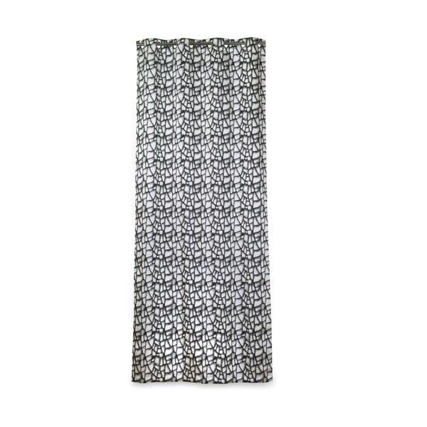 Zasłona Gira Noir, 135x270 cm