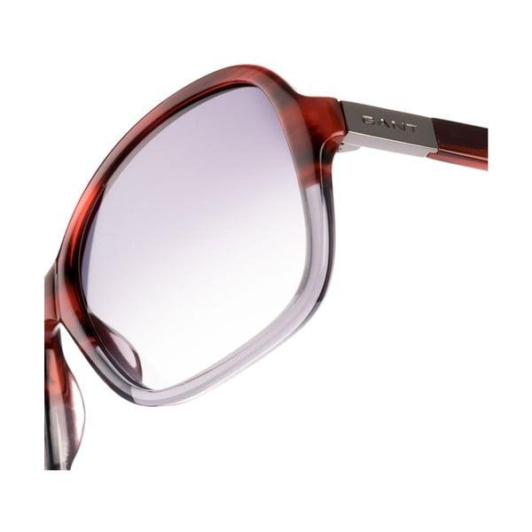 Damskie okulary przeciwsłoneczne GANT Red Grey