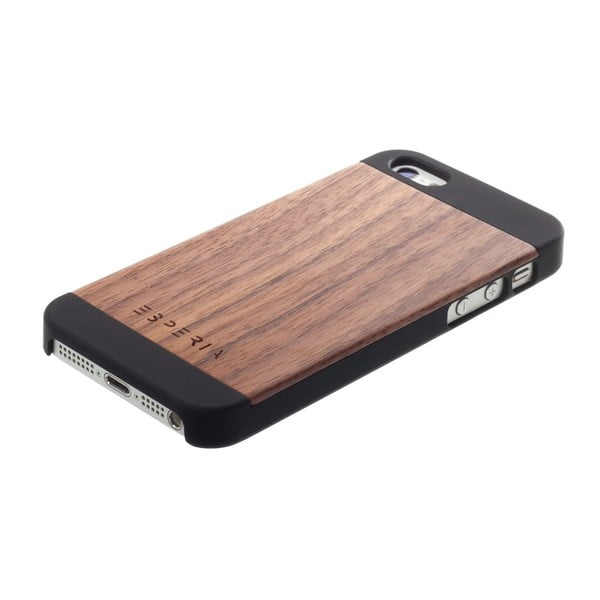 ESPERIA Evoque Walnut na iPhone 5/5S