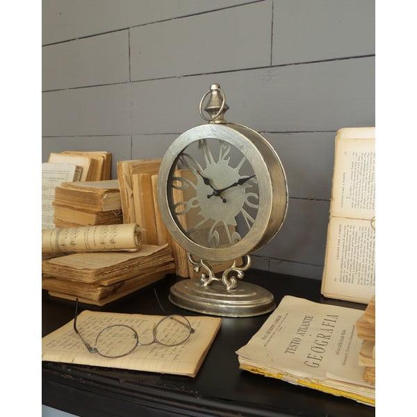 Zegar stołowy Antique Silver